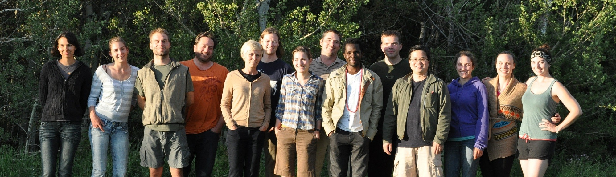 Cahill Lab of Experimental Plant Ecology